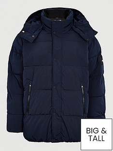 calvin-klein-big-amp-tall-crinkle-nylon-mid-jacket-navy