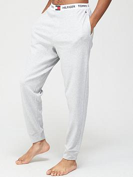 tommy-hilfiger-cuffed-lounge-pants-grey-heather
