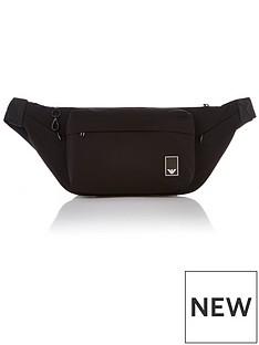 emporio-armani-menrsquos-travel-bum-bag-black