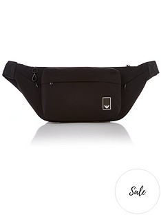 emporio-armani-menrsquos-travel-bum-bag-black