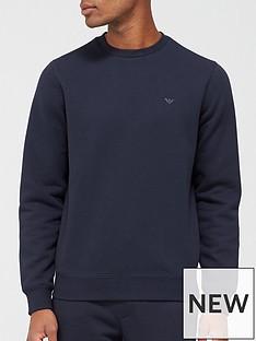 emporio-armani-classic-sweatshirt-navy