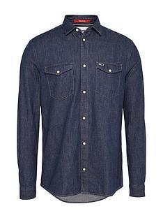 tommy-jeans-tjm-western-denim-shirt-denim-bluenbsp