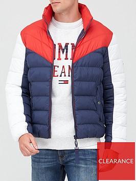 tommy-jeans-light-colourblock-jacket-multi