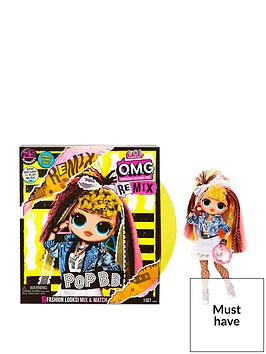 lol-surprise-omg-remix-pop-bb-fashion-doll-ndash-25-surprises-with-music