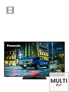Panasonic TX-55HX580B 55 inch, 4K Ultra HD, HDR, Freeview Play, Smart TV Best Price, Cheapest Prices