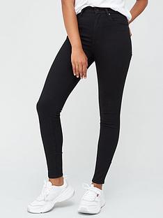 levis-mile-high-super-skinny-jeans-black