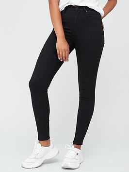 levis-mile-high-super-skinny-jeans-black