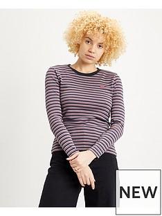 levis-long-sleeve-baby-t-shirtnbsp--black