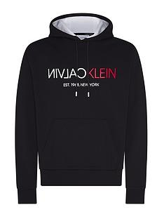calvin-klein-text-reverse-front-logo-overhead-hoodie-black