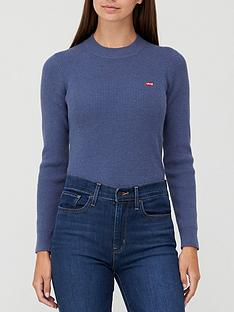 levis-crew-rib-sweater-blue