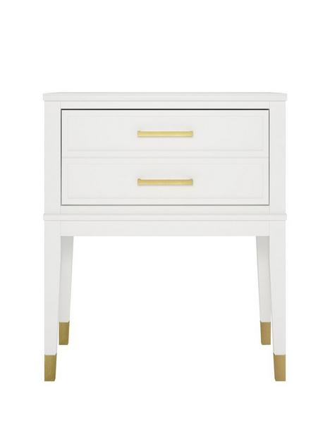 cosmoliving-by-cosmopolitan-westerleigh-side-table-white