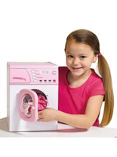 casdon-electronic-washing-machine-pink
