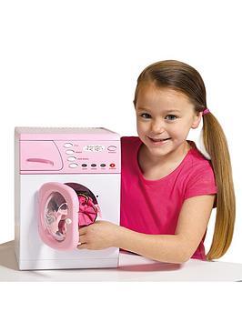 Casdon Electronic Washing Machine - Pink