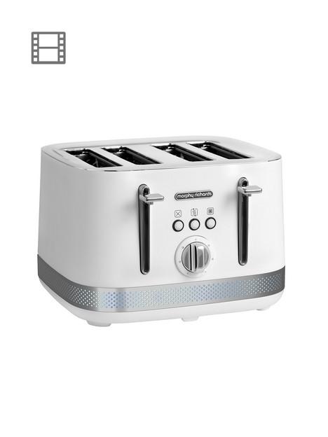 morphy-richards-morphy-richards-stainless-steel-illuminated-4-slice-toaster--white