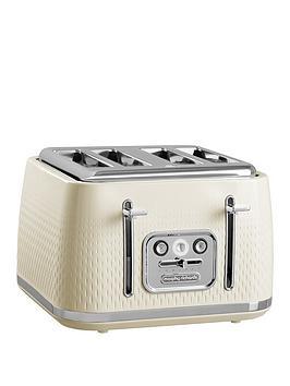 morphy-richards-verve-4-slice-toaster-cream