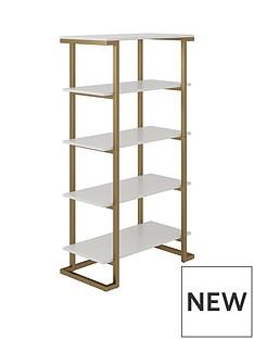 cosmoliving-camila-bookcase--nbspwhite