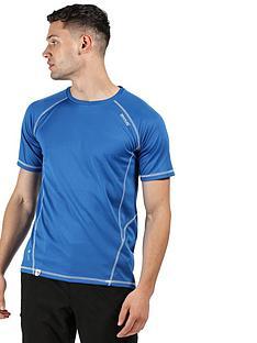 regatta-virda-t-shirt-blue