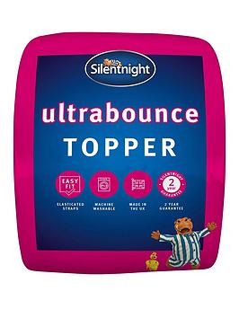 Silentnight Ultrabounce Mattress Topper - Double