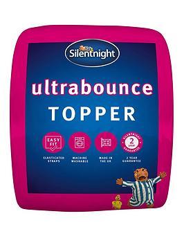 Silentnight Ultrabounce Mattress Topper  King Size