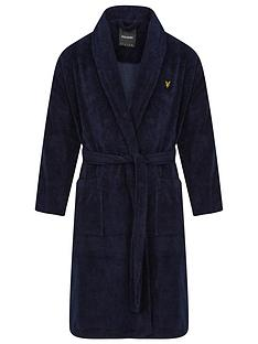 lyle-scott-dressing-gown-peacoat