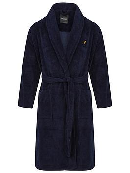 lyle-scott-dressing-gown-peacoat