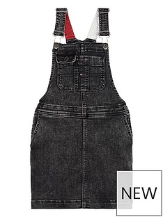 tommy-hilfiger-girls-denim-dungaree-dress-dark-wash