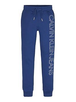 calvin-klein-jeans-boys-reflective-lines-logo-jogger-blue