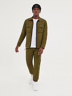 nicce-quatro-track-pants-olive