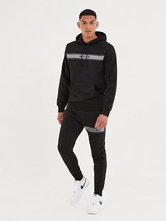 nicce-axiom-hoodie-black