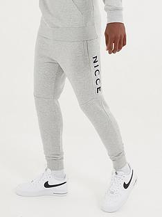 nicce-truman-joggers-light-grey