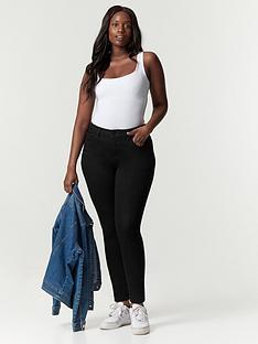 evans-regularnbspskinny-jeans-black