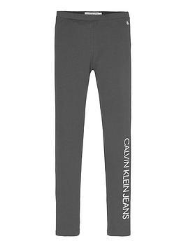 calvin-klein-jeans-girls-logo-legging-black