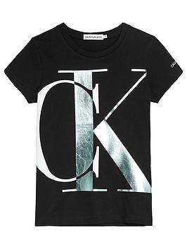 calvin-klein-jeans-girls-exploded-monogram-t-shirt-black