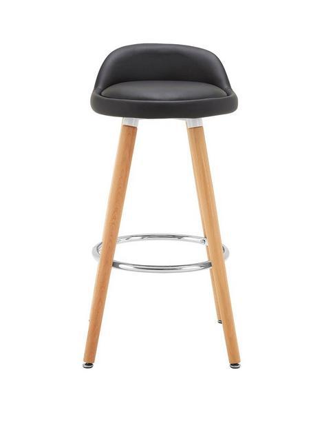 premier-housewares-normann-bar-stool--black