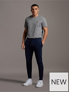 lyle-scott-skinny-sweat-pants-navynbsp