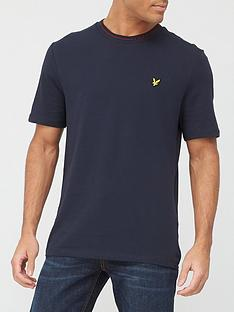 lyle-scott-branded-ringer-t-shirt-navy