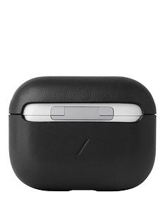 native-union-nu-leather-case-for-airpods-pro-black