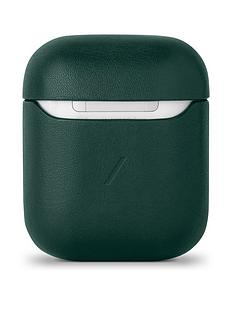 native-union-nu-leather-case-for-airpods-green