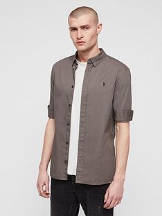 allsaints-redondo-short-sleeve-shirt-grey