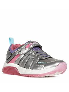 geox-spaziale-girls-light-trainers-sliver