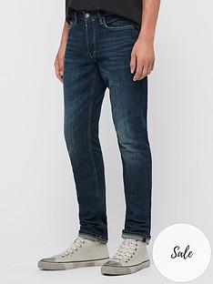 allsaints-rex-slimnbspfit-jeans-indigonbsp