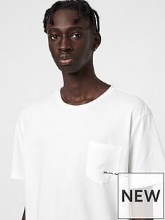allsaints-scripture-logo-t-shirt-white