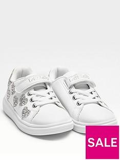 lelli-kelly-heart-glitter-trainer-white