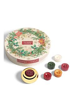 yankee-candle-tea-light-delight-christmas-gift-set