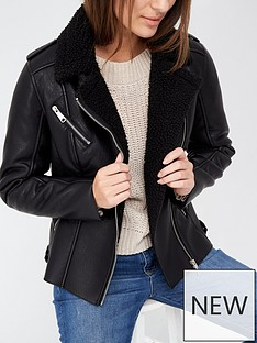 v-by-very-faux-leather-jacket-with-fleeced-lining-black