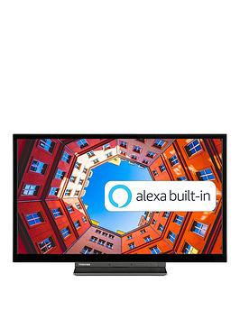 toshiba-24wk3a63db-24-inch-hd-ready-freeview-play-smart-tv-with-alexa