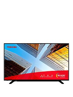 Toshiba 58UL2063DB, 58 inch, 4K Ultra HD, HDR, Freeview Play, Smart TV Best Price, Cheapest Prices