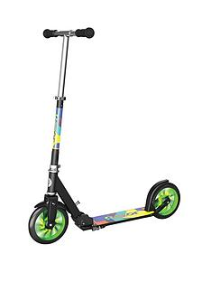 razor-a5-lux-lighted-scooter-green