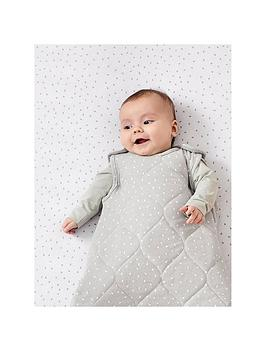 The Little Green Sheep Organic Baby Sleeping Bag 2.5 Tog, 6-18 Months