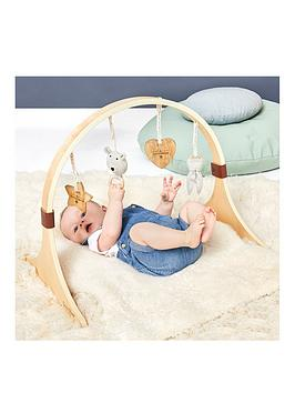 the-little-green-sheep-curved-wooden-baby-play-gym-amp-charms-set
